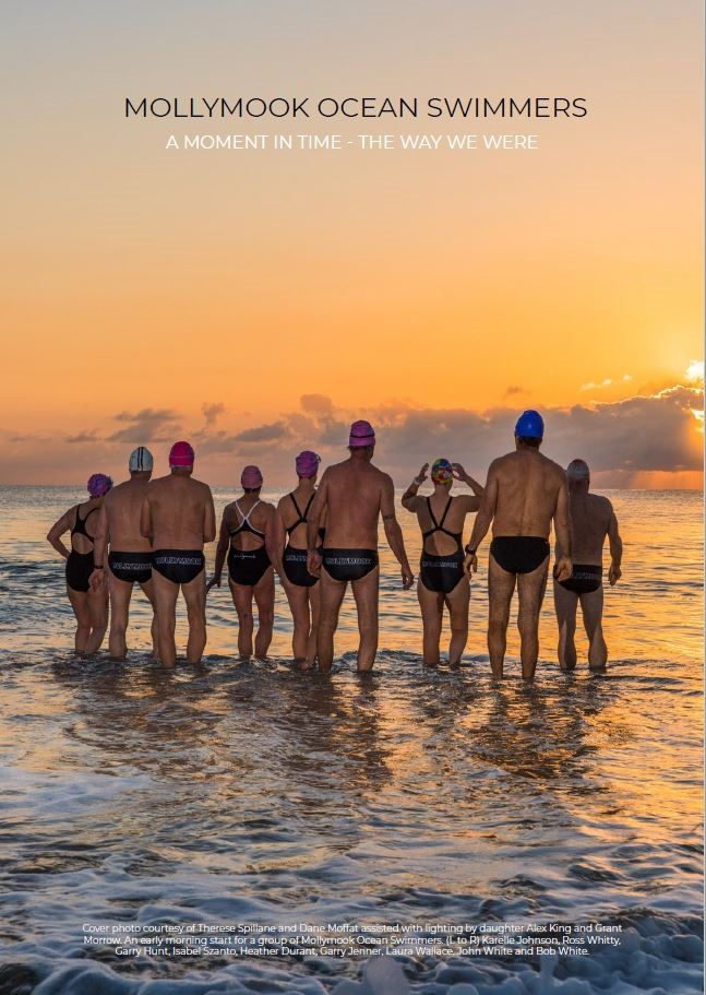 Mollymook ocean swimmers,Mollymook Ocean Swimmers Book,Mollymook Ocean Swimming Book,Mollymook beach,Mollymook Beach Waterfront