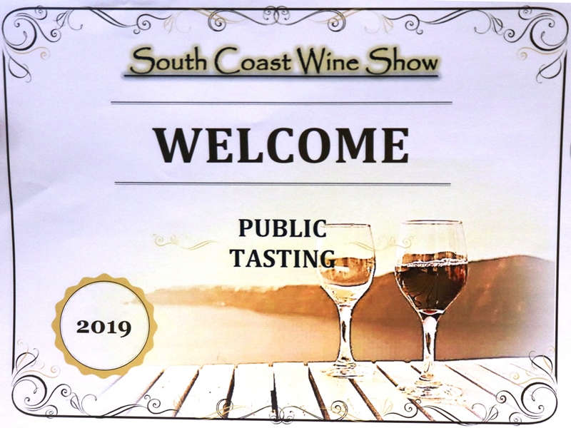 2019 South Coast Wine Show,south coast wine show,wine show,south coast,wine,2019,Mollymook Beach Waterfront