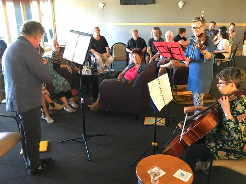 Star Hotel,Milton,NSW,Music,violin,country music,entertainment centre