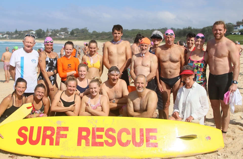 Mollymook Beach Waterfront,Mollymook Ocean swimmers,Mollymook Surf Club,2018 mollymook ocean swim