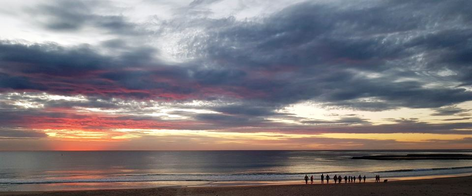 Celebrating the 50th anniversary of the moon landing,Mollymook ocean swimmers,Mollymook Beach,Destination Mollymook Milton Ulladulla,Mollymook Beach Waterfront