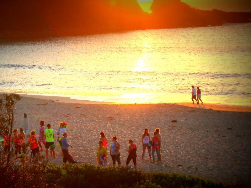 One Wave,North Mollymook Beach,yoga,mollymook