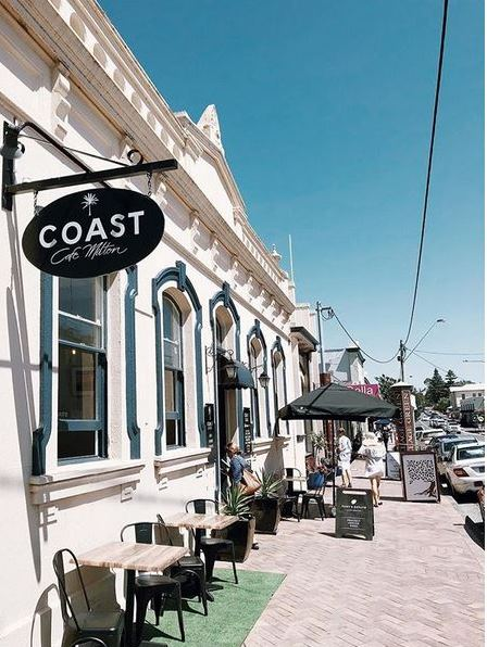 Coast cafe, Coast cafe Milton, Coast Cafe Milton NSW,cafes in Milton,milton