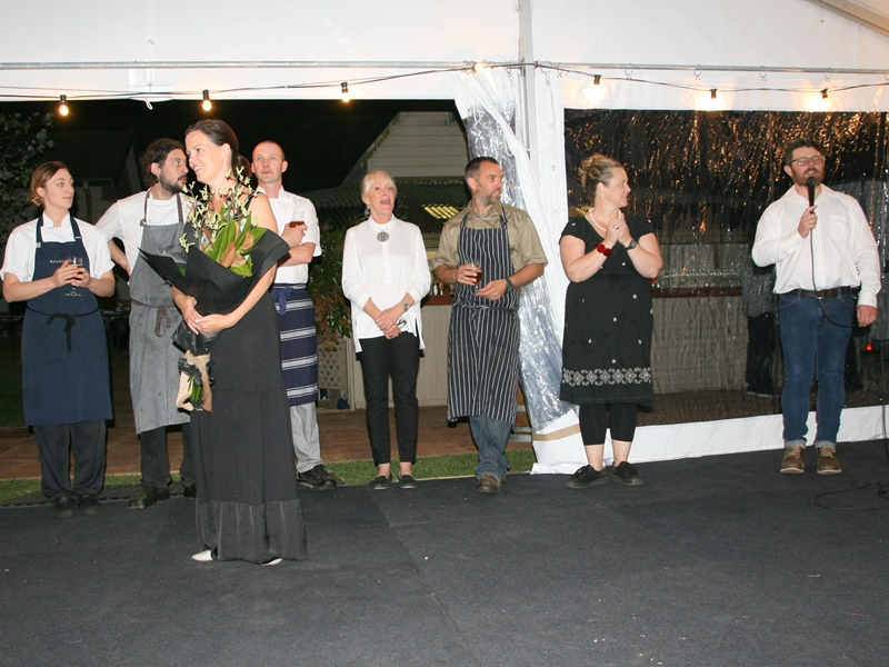 South Coast food alliance,bannisters,Rick Stein,Cupitt,Tallwood,St Isidore,restaurants,mollymook