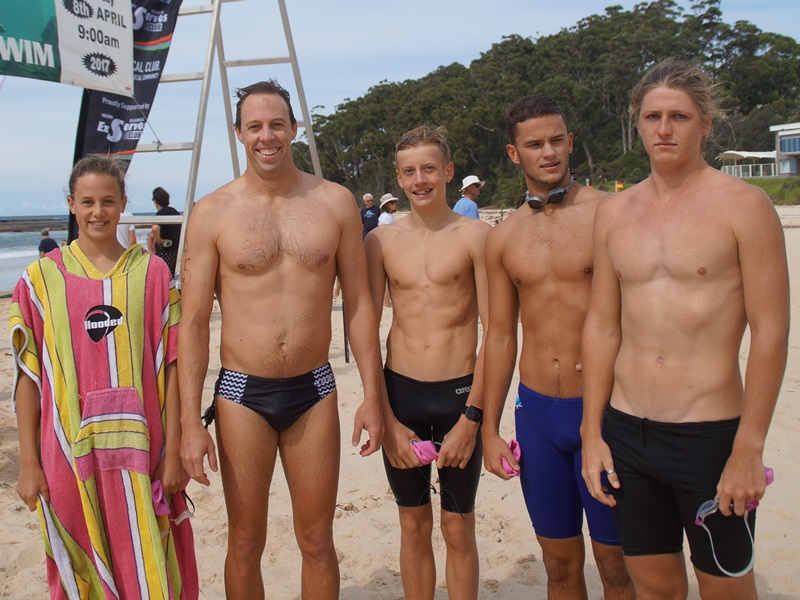 swim board ski squad,mollymook surf club,mollymook
