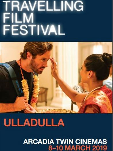 Travelling Film Festival,Ulladulla,Acadia Twin cinemas,mollymook beach waterfront,hotel mumbai,Dev Patel