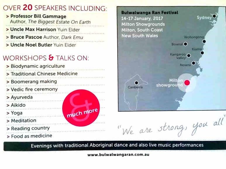 Bulwalwanga Ran Festival,Milton Showground,Milton,NSW,Aborigine,aboriginal,learning