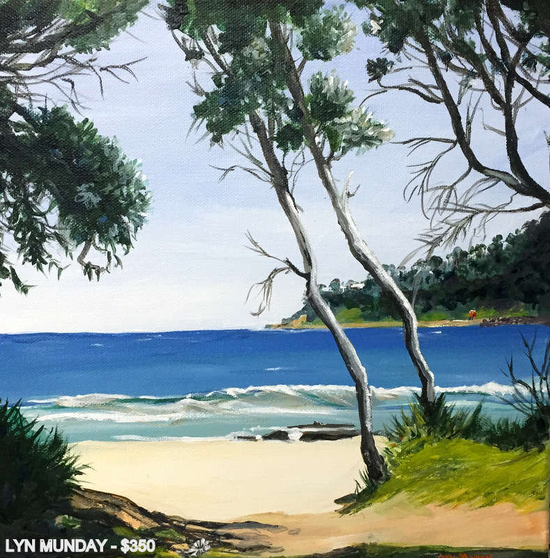 Art,Gallery,Millhouse Art Gallery,Milton,NSW,Millhouse Gallery,mollymook beach waterfront