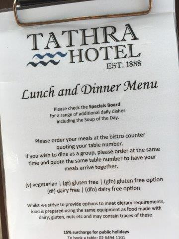 Tathra Hotel,Tourist destination,Tathra,Mollymook Beach Waterfront