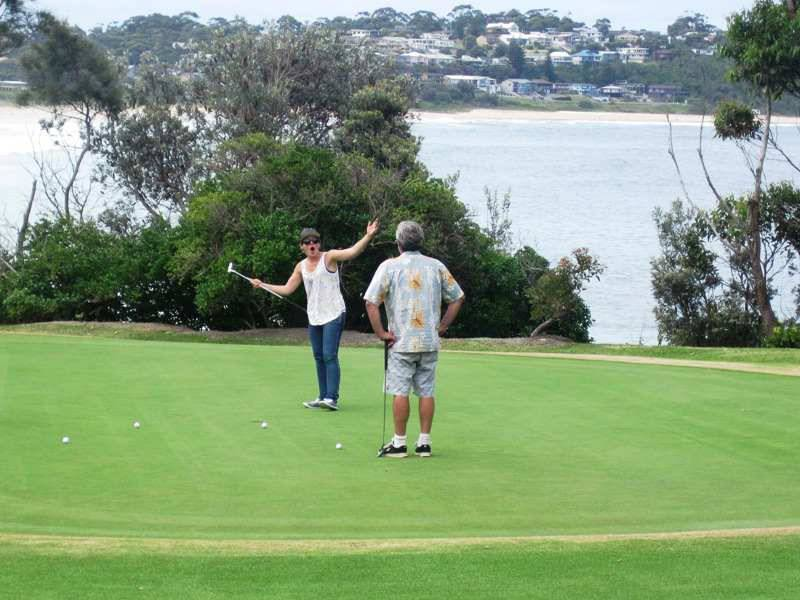 Mollymook golf,Mollymook,golf,course,club,accommodation