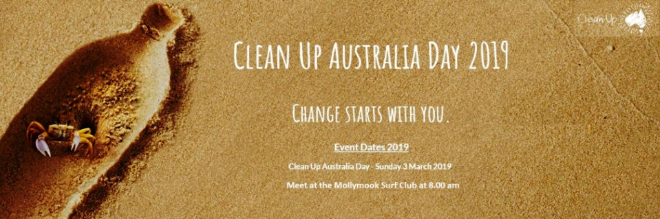 Clean Up Australia Day,Mollymook Beach,Take 3 for the sea,Mollymook Ocean swimming,Mollymook Ocean swimmer,Mollymook Beach Waterfront