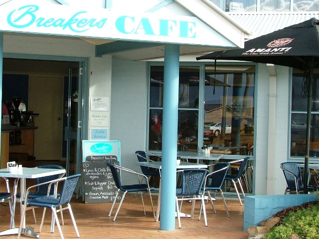 Mollymook,breakers,cafe,breakfast,beach,waterfront