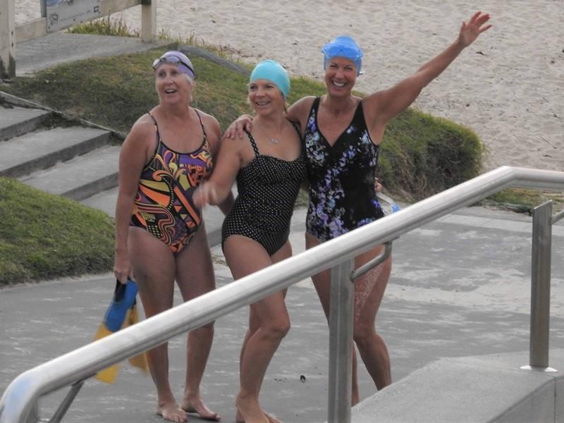 Mollymook ocean swimmers, mollymook ocean swimming,mollymook news,mollymook beach waterfront,destination mollymook milton ulladulla