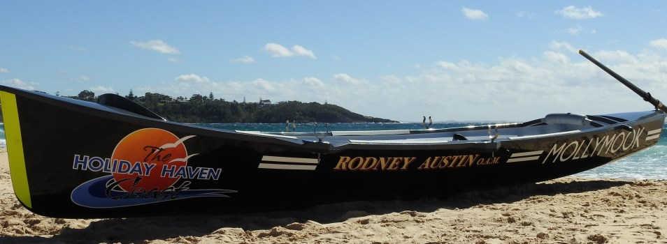 mollymook ocean swimmers,mollymook beach,Mollymook Surf Life Saving Club,Rodney Austin O.A.M.