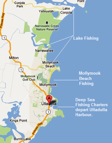 Fishing,Ulladulla,Conjola,Burrill,Mollymook,beach,waterfront