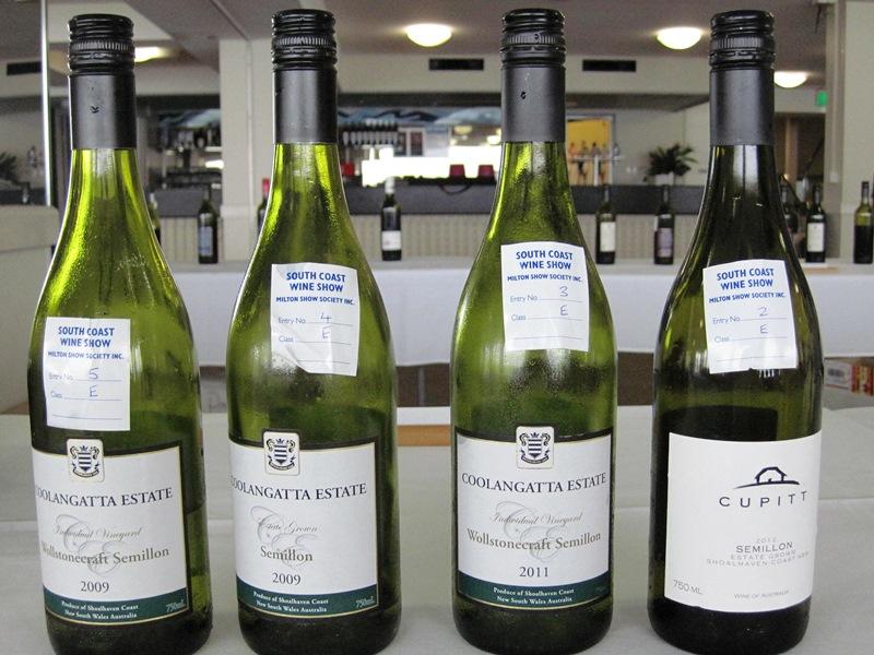 2014 South Coast Wine Show,South Coast Wine Show,Cupitt's,Coolangatta Estate,Bawley Vale Estate,show