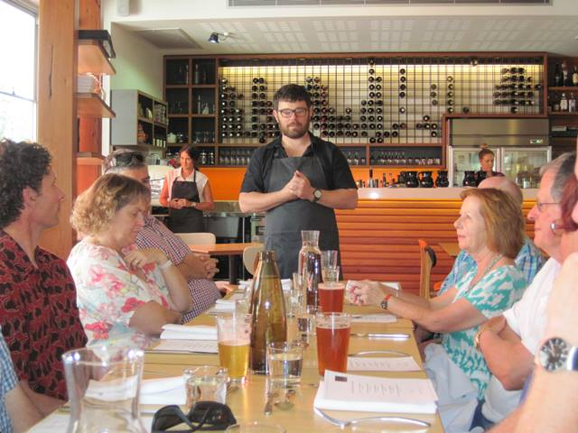 Tallwood Restaurant,tallwood Eatery,Matt Upson,Clayton Till,Mollymook cellars,Boutique Beer