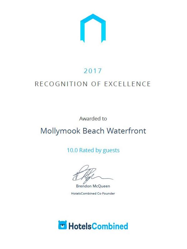 Mollymook Beach Waterfront,HotelsCombined Rating,mollymook accommodation,mollymook apartments