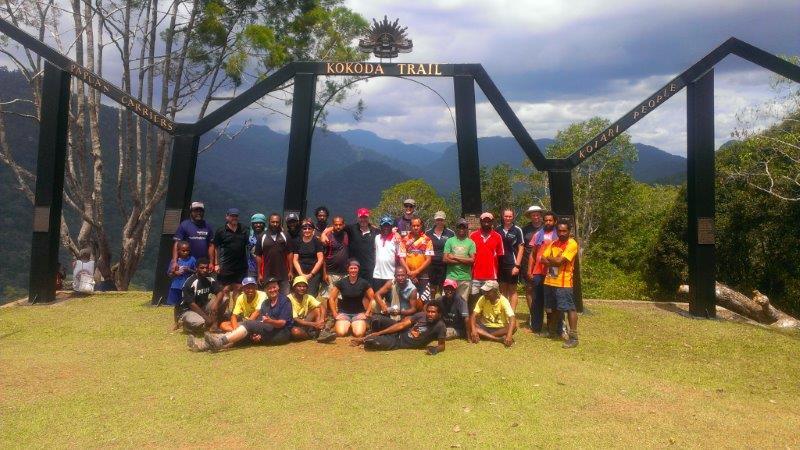 Mollymook Ocean swimmers,John Reed,Kokoda Track,Kokoda Challenge,Trek,Challenge,Kokoda,track