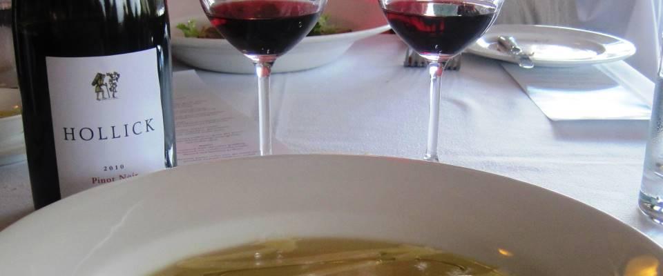 Rick Stein,Cupitt's,St Isidore,Tallwood,Millards,Restaurant,reviews