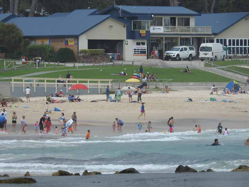 Beach,surf,club,mollymook,golfie reef,collers reef