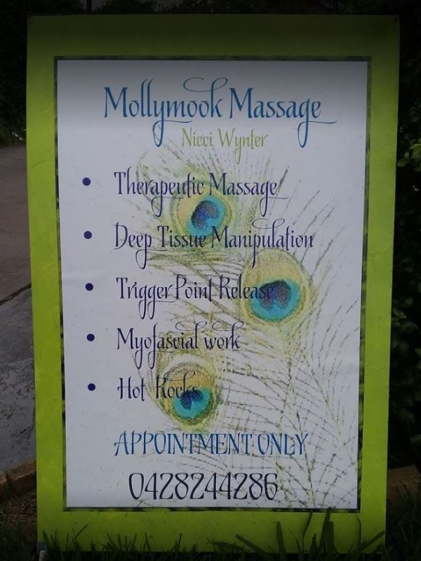Nicci Campbell,Mollymook Massage,Mollymook,massage,mollymook beach waterfront