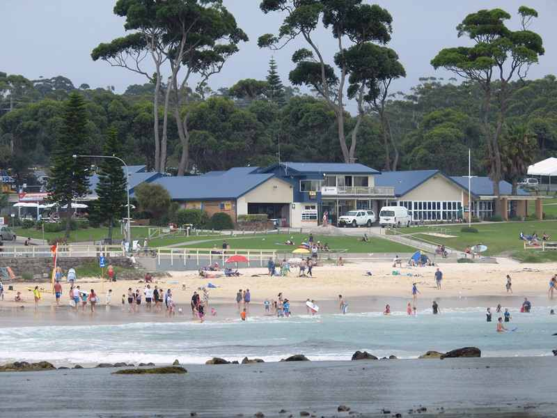 Australia day,mollymook,Mollymook beach,mollymook surf club,mollymook news