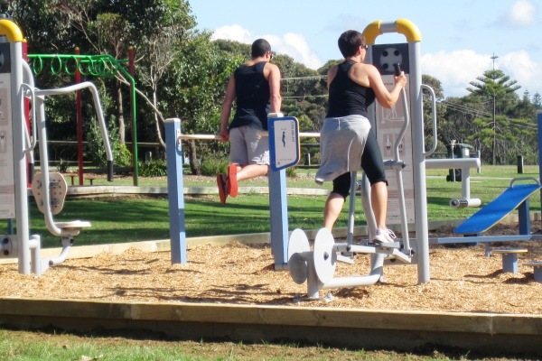 Mollymook beach,Icon park,Outdoor gym,Mollymook surf club