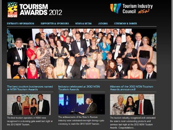 NSW Tourism Awards,Mollymook Accommodation,Mollymook Beach accommodation