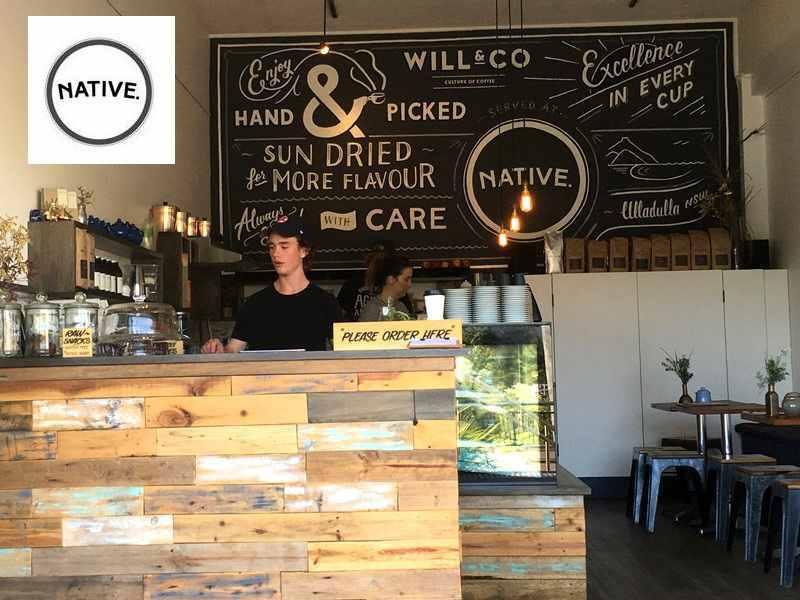 Reviews Native cafe,native,Ulladulla,cafe