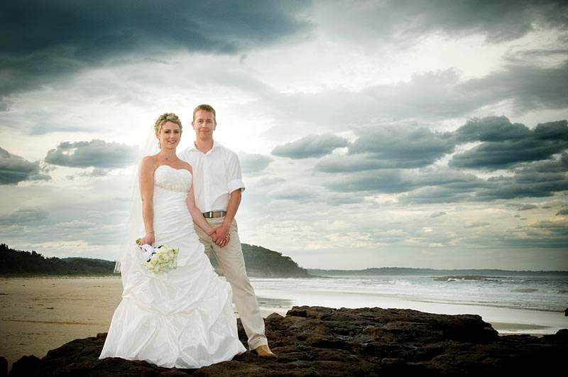 Wedding Photographer,Niche Photographics Mollymook,Niche Photographics,Mollymook Beach Waterfront