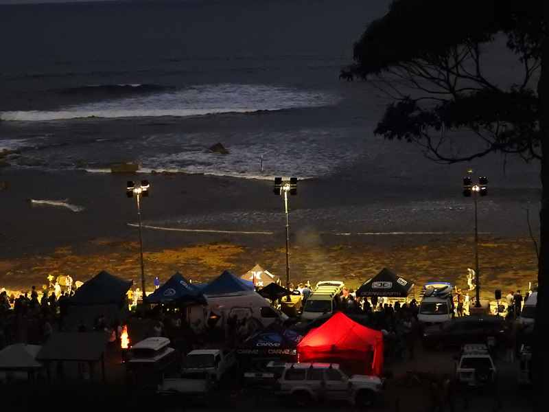 Nocturnal Surf Tag,nocturnal,mollymook,golfie reef