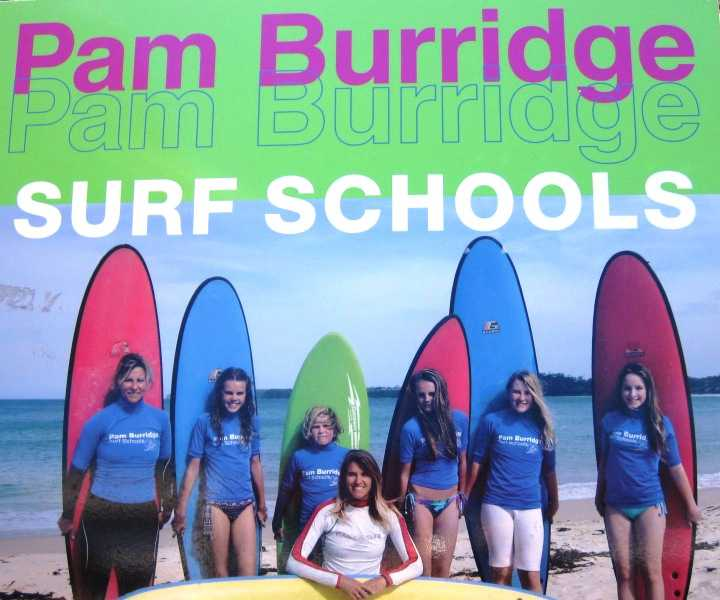Pam Burridge Surf School,Pam burridge,surf school,mollymook beach,apartments,accommodation