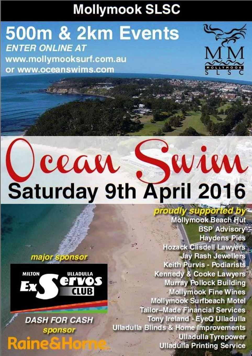 mollymook,mollymook surf club,mollymook news,mollymook beach,ocean swim,Mollymook ocean swim