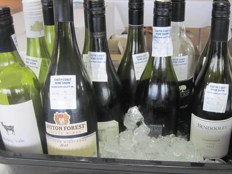 2014 South Coast Wine Show,South Coast Wine Show,Cupitt's,Coolangatta Estate,Bawley Vale Estate,show,fern gully