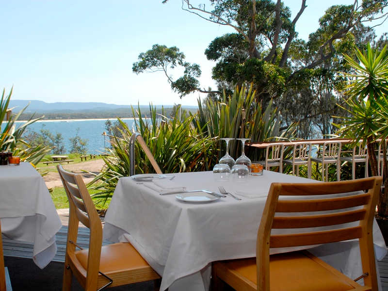 mollymook,Bannisters,Rick Stein,St isidore,restaurants