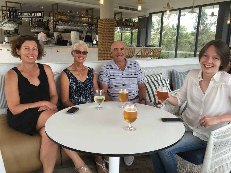 Bannisters Pavilion,Bannisters,pavilion,wine bar,mollymook,reviews,rooftop