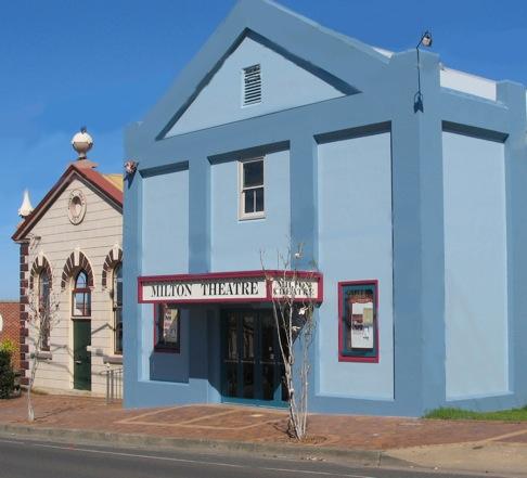 Milton Theatre,Ulladulla,Milton,Mollymook,destination,