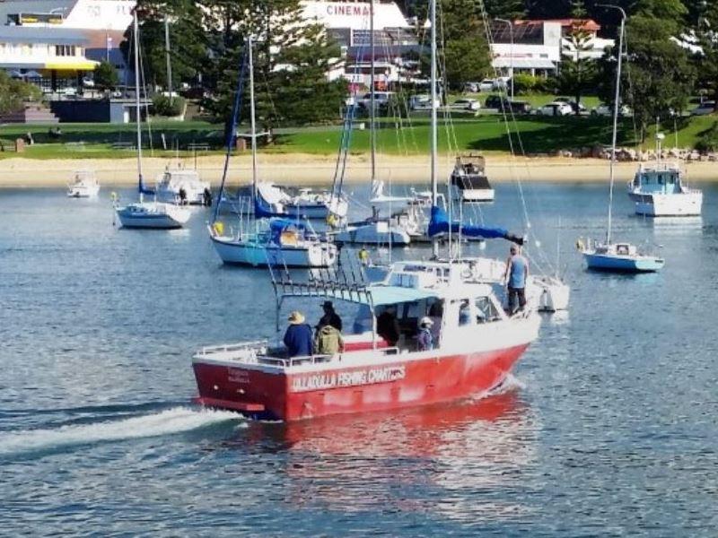 Ulladulla Deep Sea Fishing,Ulladulla Boat Charters,Surf & Fish Charters Ulladulla,Destination Mollymook Milton Ulladulla