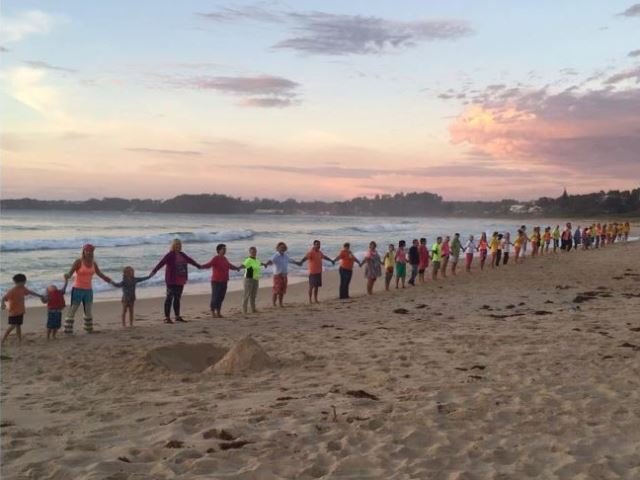 OneWave,weekly,Fluro Friday,sunrise,Mollymook