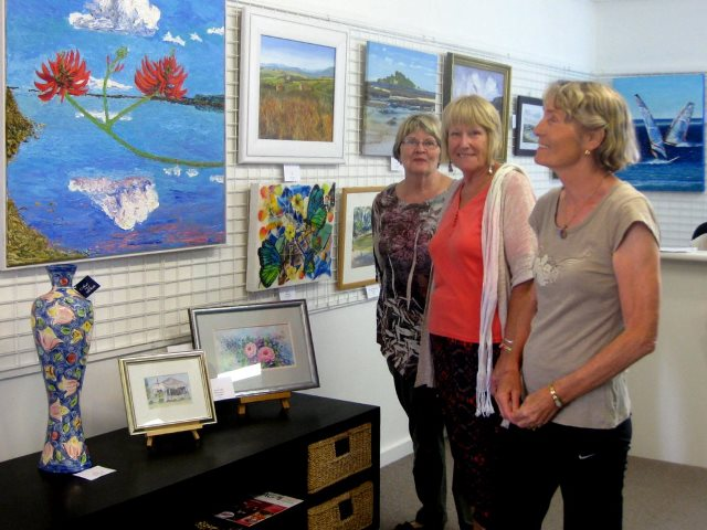 Art,Gallery,Millhouse Art Gallery,NSW,Ulladulla